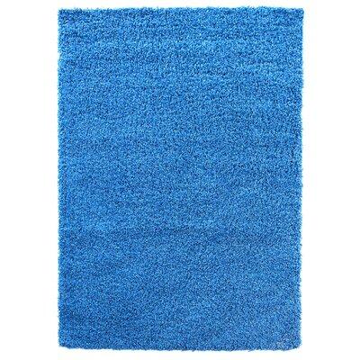 Navy Blue Area Rug Rug Size: 710 x 910