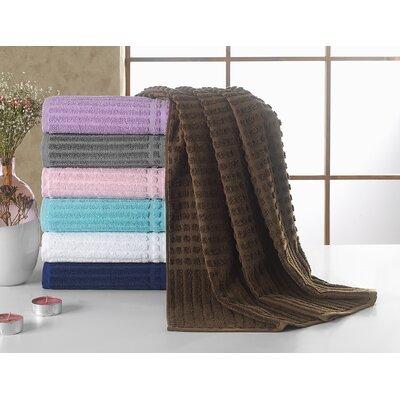 Piano Bath Towel Color: Brown