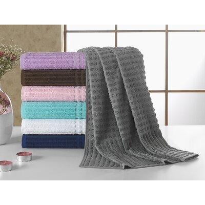 Piano Bath Towel Color: Gray