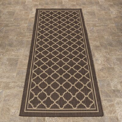 Summer Gray Indoor/Outdoor Area Rug Rug Size: Runner 3 x 7