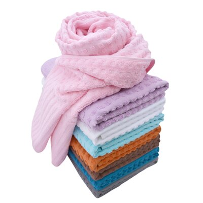 Yorkshire Piano Bath Sheet Color: Pink