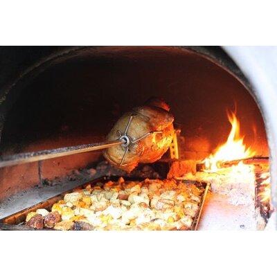 Spit/Rotisserie for Brick Oven APOROT