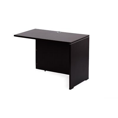 29.5 H x 48 W Reversible Desk Return