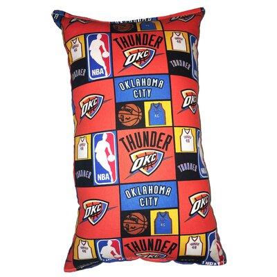 NBA Oklahoma City Thunder 100% Cotton Lumbar Pillow