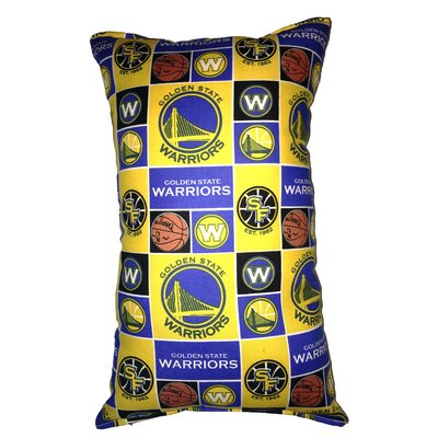 NBA Lumbar Pillow NBA Team: Golden State Warriors