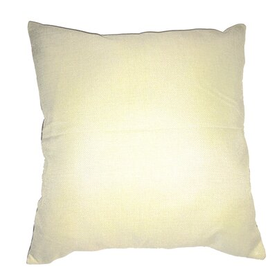 Edgewater Pineapple 100% Cotton Throw Pillow