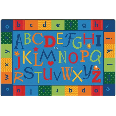 KIDSoft Alphabet Around Literacy Playmat 4554