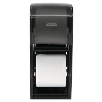 Coreless Double Roll Bath Tissue Dispenser