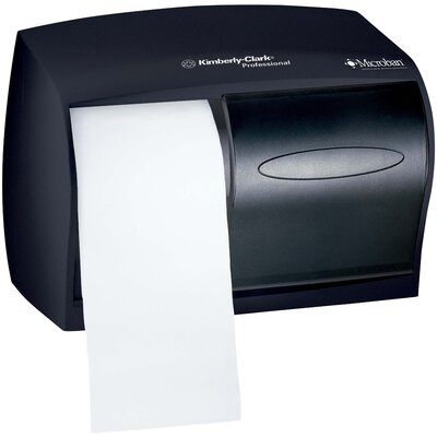Professional Double Roll Coreless Paper Towel Dispenser