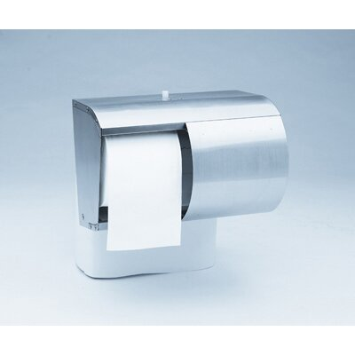 Reflections Tissues Dispenser 2 Roll Coreless in Silver