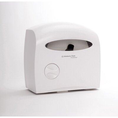 Electronic Coreless JRT Tissues Dispenser in White