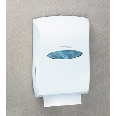 Kimberly-Clark In-Sight Universal Towel Dispenser in White at Sears.com