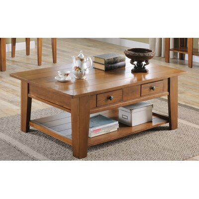 Corvally Coffee Table Finish: Oak