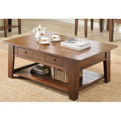 Rayburn Coffee Table Color: Cherry