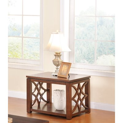 Alanson End Table