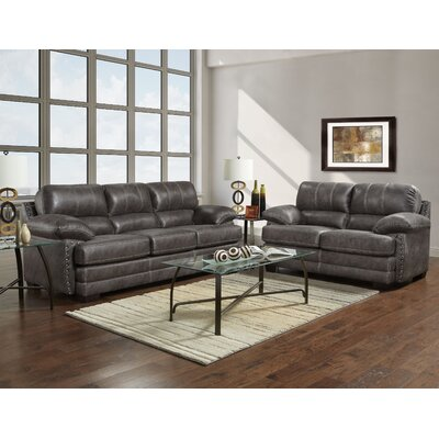 Carter Sofa and Loveseat Set
