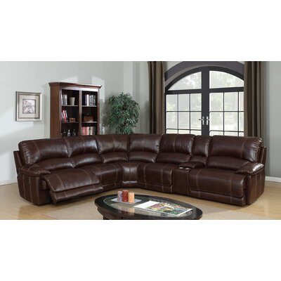 Quyen Power Reclining Sectional