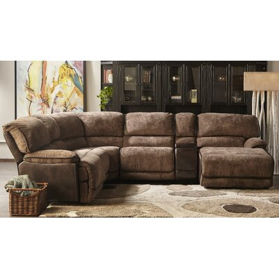 Edgewood Power Recliner Sectional