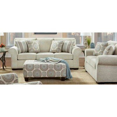 Nannie Sofa and Loveseat Set