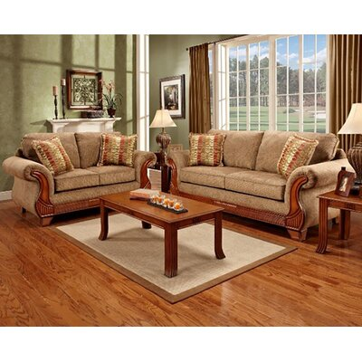 Cashwell Sofa and Loveseat Set