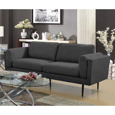 Dibiase Sofa Upholstery: Charcoal