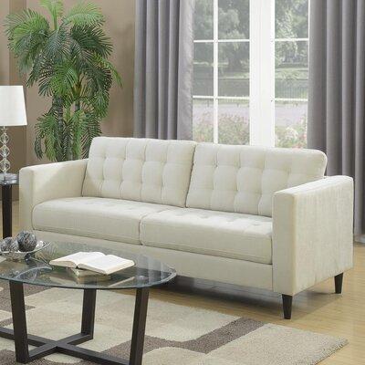 Plamond Sofa Upholstery: Beige