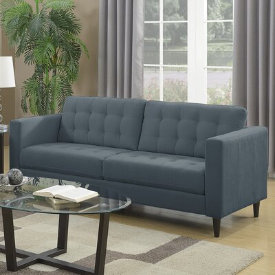 Mcrae Sofa Upholstery: Denim