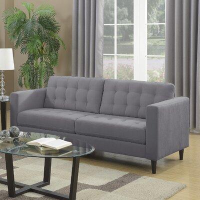 Mcrae Sofa Upholstery: Gray