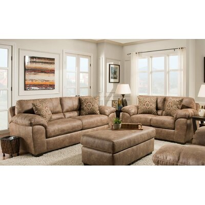 Napa 3 Piece Living Room Set
