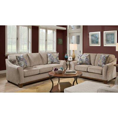 Cadmus 2 Piece Living Room Set
