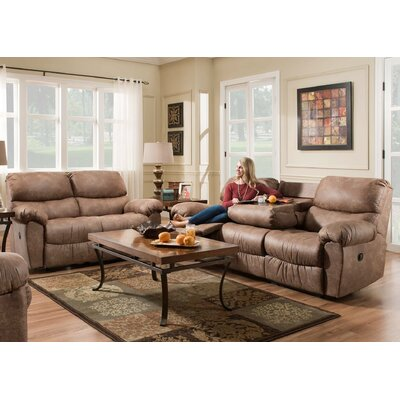 New Bedford Recliner 2 Piece Living Room Set