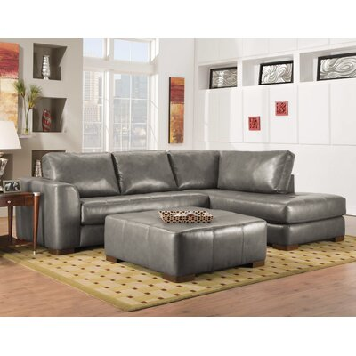 Prou Sectional Upholstery: Gray