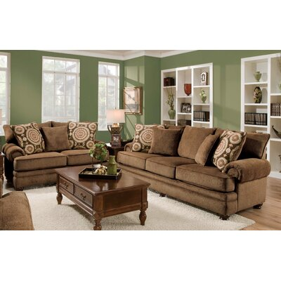 Audie 2 Piece Living Room Set