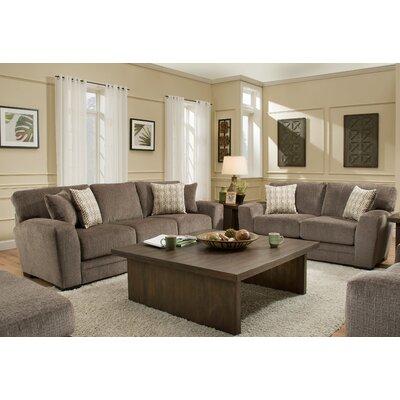 Loscalzo 2 Piece Living Room Set