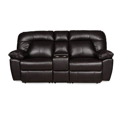 Ilse Console Reclining Loveseat