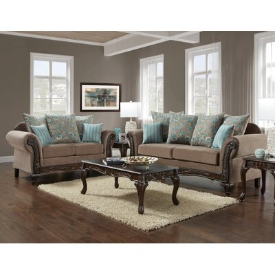 Yasmina Living Room Collection