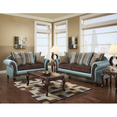 Barnesville Configurable Living Room Set