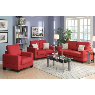 Riney 2 Piece Living Room Set