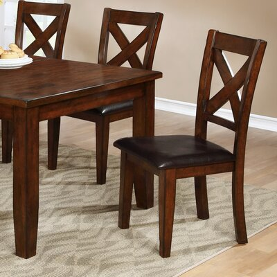 Jovany Upholstered Dining Chair (Set of 2)