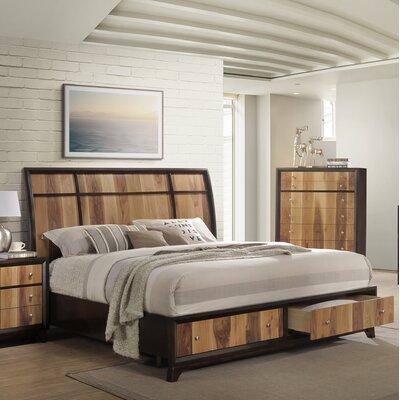 Drumack Storage Platform Bed Size: Queen