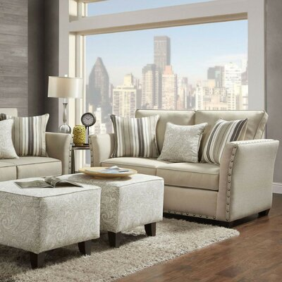 Hallatrow 2 Piece Living Room Set