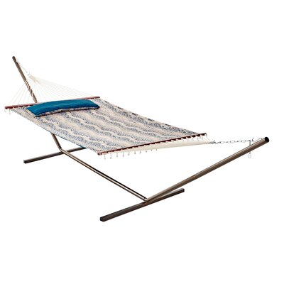 Java Cotton and Polyester Tree Hammock