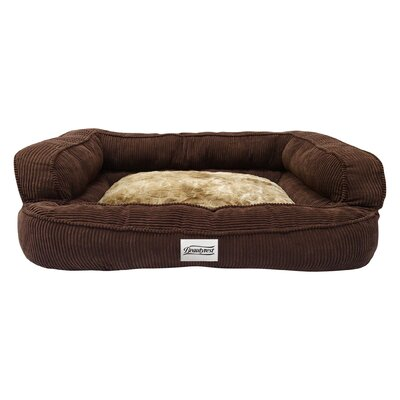 Beautyrest Colossal Rest Dog Bed Color: Brown
