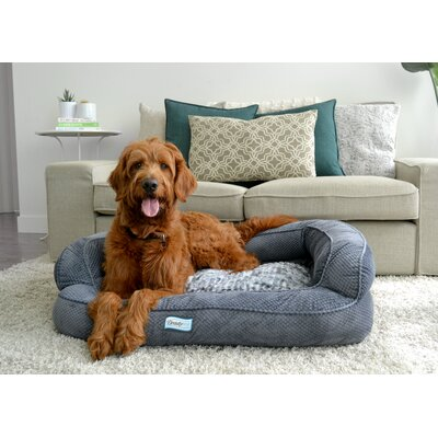 Beautyrest Colossal Rest Orthopedic Memory Foam Extra Large Bolster