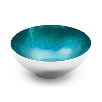Symphony Candy Dish Round Bowl Color: Turquoise SYPH 005.4
