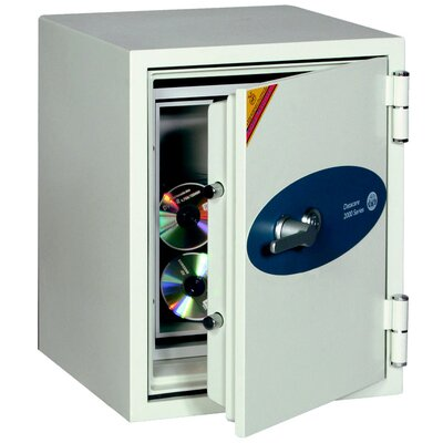 Care Hr Fireproof Key Lock Security Safe Data Product Image 7884
