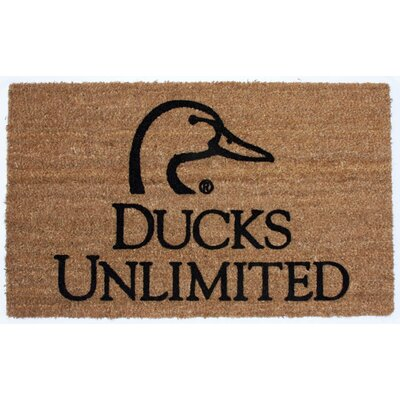 Ducks Unlimited Doormat
