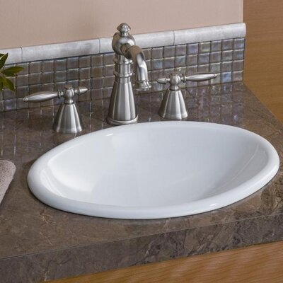 Mini Self Rimming Bathroom Sink