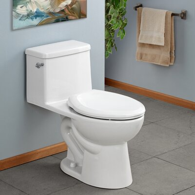 Modena 1.28 GPF Elongated Two-Piece Toilet