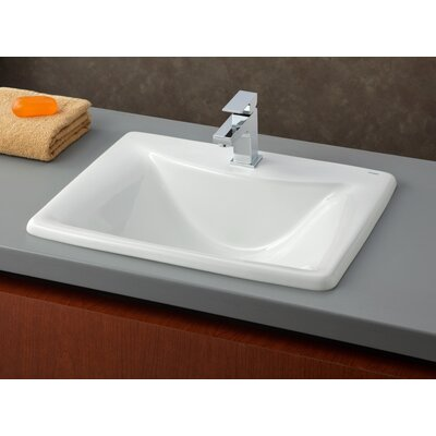 Bali Self Rimming Bathroom Sink